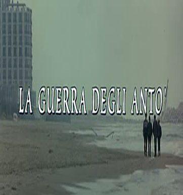 """Il film """"LA GUERRA DEGLI ANTO'"""" racconta la storia di quattro giovani punk di Montesilvano"""
